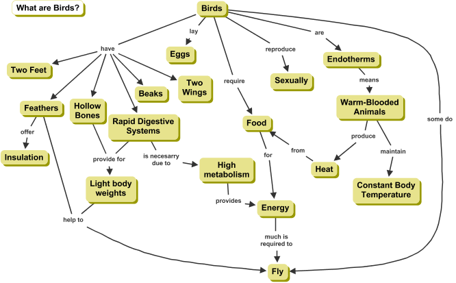 How To Construct A Concept Map.Cmap Cmap Software